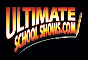 UltimateSchoolShowsLogoBlack